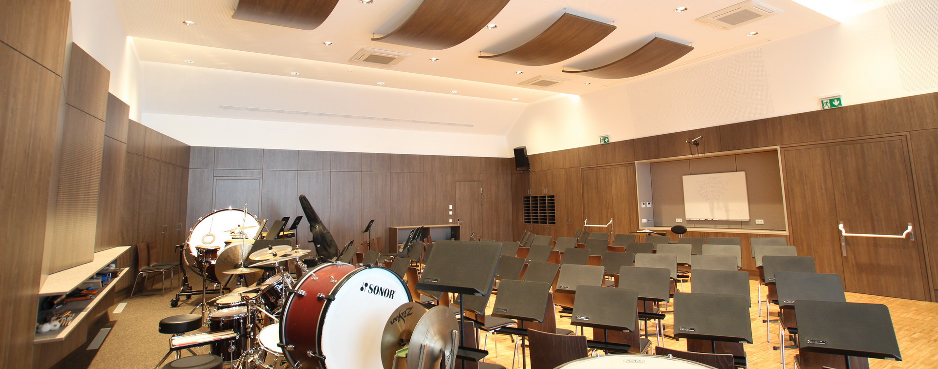 Musikproberaum St.Peter-Wbg.